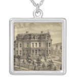 Residence of AM Brown Necklaces