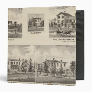 Residence of Henry Baker and others Vinyl Binder