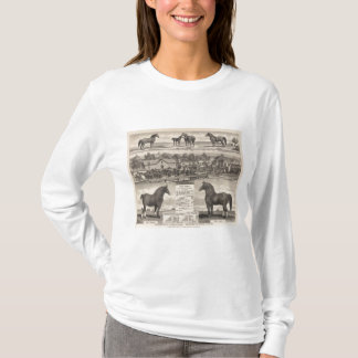 Residence of James Potter, Junction City, Kansas T-Shirt