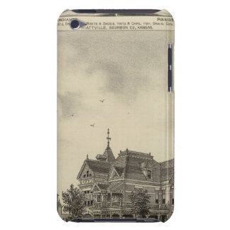 Residence of JD Hill, Kansas iPod Touch Case