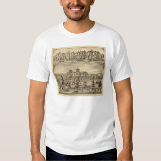 Residence of Jehu P Smith, Sewickley Tshirts