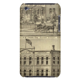 Residence of JH McCreery Sewickly iPod Touch Case-Mate Case