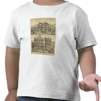 Residence of JH McCreery Sewickly T-shirt