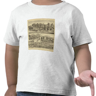 Residence of John A Warden Sewickley Shirt
