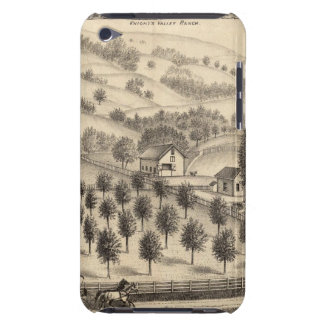 Residence of Joseph Alexander, Mendocino iPod Touch Cover