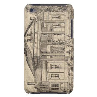 Residence of Mrs EE Marsh, Brandon in Vermont iPod Touch Case-Mate Case