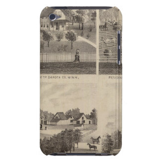 Residences and Barns, Minnesota iPod Touch Case-Mate Case