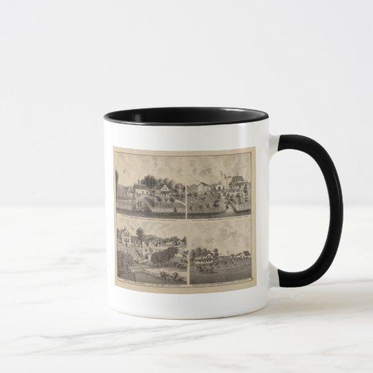Residences and Barns, Minnesota Mug