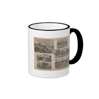 Residences and Factory in Minnesota Mug