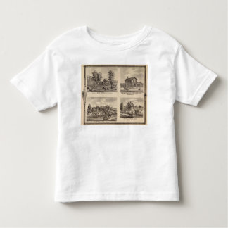 Residences and store in Polk County Toddler T-shirt