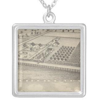 Residences, Black's Station Custom Necklace