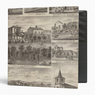 Residences, businesses, and Town of Eyota 3 Ring Binder