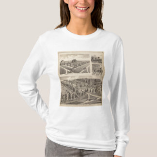 Residences, Farm, Minnesota T-Shirt