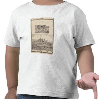 Residences & farm of Warrington Tshirts