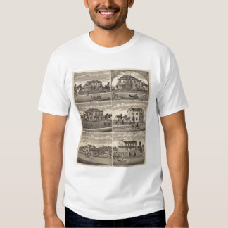 Residences in Minnesota Tee Shirt