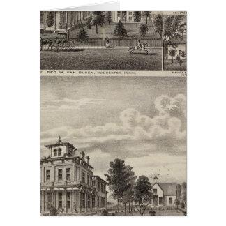 Residences in Rochester, Minnesota Card
