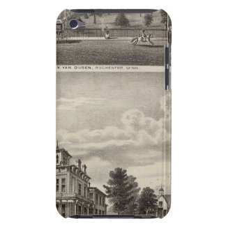 Residences in Rochester, Minnesota iPod Case-Mate Cases