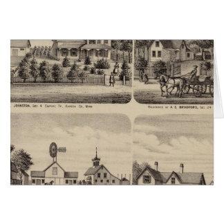 Residences, Minnesota 3 Card