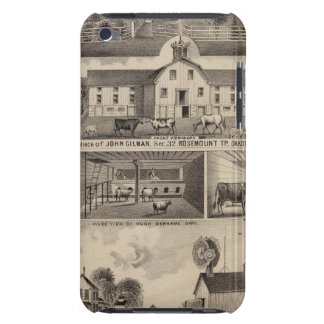 Residences, Minnesota 4 iPod Touch Cover