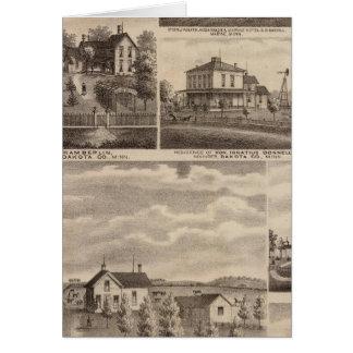 Residences, Minnesota 5 Card