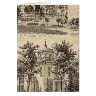 Residences, Minnesota Card
