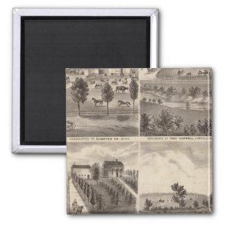 Residences of Greenwood, Carroll, Minnesota Magnet