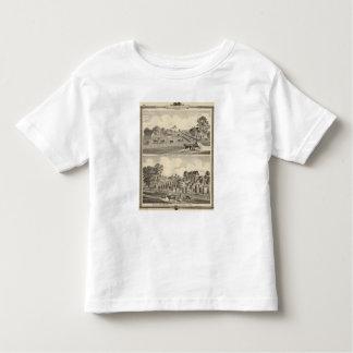 Residences of J Justice Toddler T-shirt