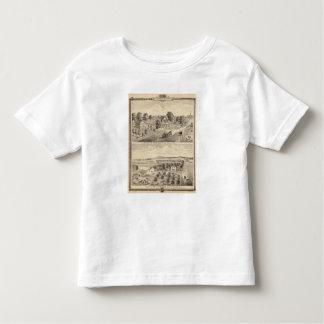 Residences of McDivitt and Robinson Toddler T-shirt