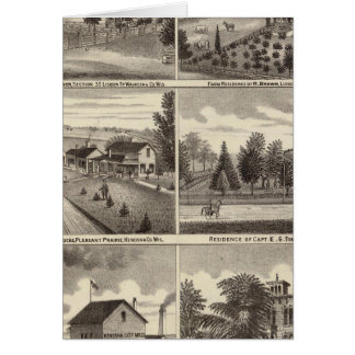 Residences, Waukesha & Kenosha counties Card