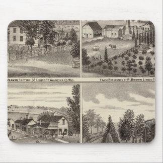 Residences, Waukesha & Kenosha counties Mouse Pad