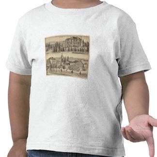 Residencia de Blacow, granja Camiseta
