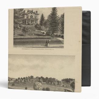Residencia de Fauntleroy de la colina del roble