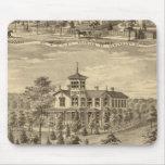 Residencia de Jehu P Smith, Sewickley Alfombrilla De Ratón