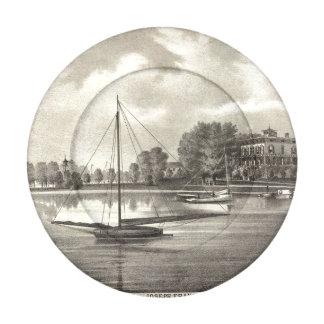 Residencia de José Francisco, el río de Tom, NJ