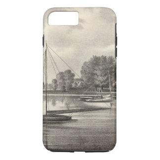 Residencia de José Francisco, el río de Tom, NJ Funda iPhone 7 Plus