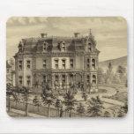 Residencia de la Brown Alfombrilla De Raton