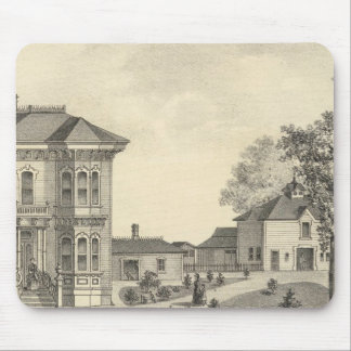 Residencia de Laugenour, arbolado Tapetes De Raton