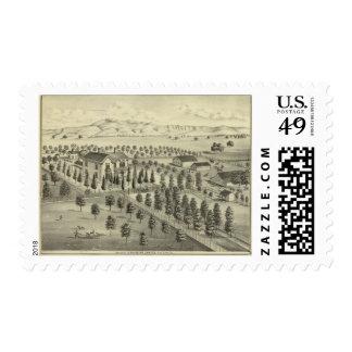 Residencia de los sepulcros sellos