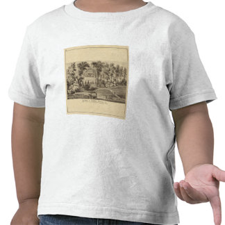 Residencia de Marshall McDonald Camiseta