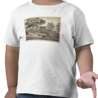 Residencia de Osborne Curtis, pueblo de Squan, NJ Camiseta