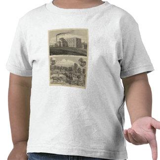 Residencia de Worksand del almidón del Topeka de Camiseta