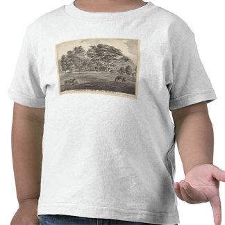 Residencia del Dr. Roberto Laird, Squan, NJ Camisetas
