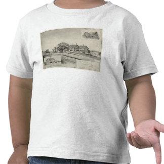 Residencia SH del Dow Camisetas