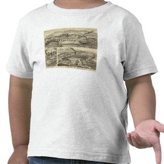 Residencia y serrería de Susan Harpold Camisetas