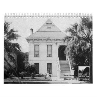 Residencias de Sacramento Calendarios