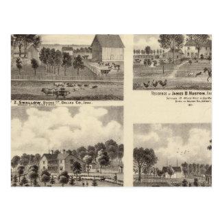 Residencias del trago tarjetas postales