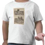 Residencias del valle Ridge y de Buell Camiseta