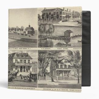 "Residencias en West Creek, Oceanport, NJ Carpeta 1 1/2"""