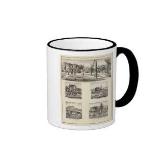 Residencias, monasterio taza de café