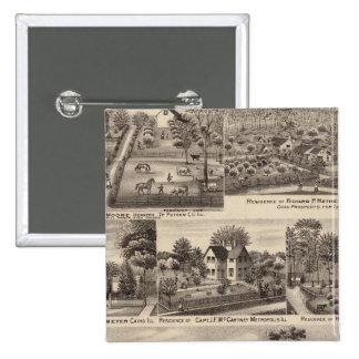 Residencias y granjas en Edgar, Hardin, Massac Pins